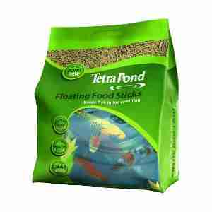 Tetra Tetrapond Float Food Sticks Pond Food