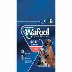 Wafcol Sensitive Senior - Saumon