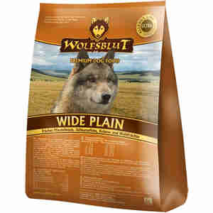 Wolfsblut Wide Plain Hundefutter