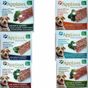 Applaws Dog Pate für Hunde