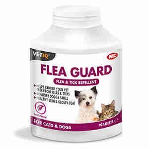 Mark & Chappell VetIQ Flea Guard Tabletten