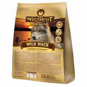 Wolfsblut Wild Duck Senior Trockenfutter für Hunde