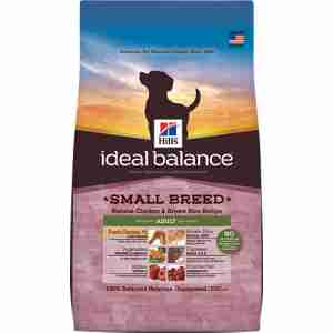 Hill's Ideal Balance Canine Adult Small Breed Hundefuttex