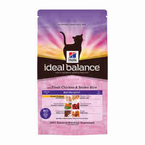 Hill's Ideal Balance Mature Adult Cat Food