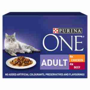 Purina One Adult Mini Fillets In Gravy Medicanimal Com