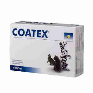 Coatex capsules voor hond en kat