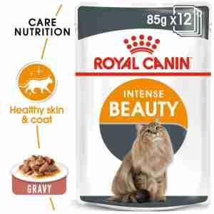 Royal Canin Intense Beauty Frischebeutel für Katzen