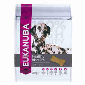 Eukanuba Adult Dog All Breeds Healthy Biscuits