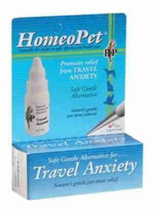 Homeopet Anxiété - Spécial voyage - 15ml