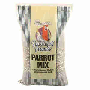 Harrisons Parrot Food