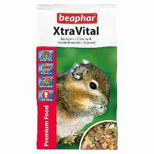 Beaphar Xtravital Chipmunk Food
