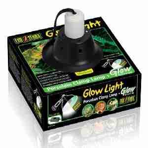 Exo Terra Glow Light Clamp Lamp Reflector