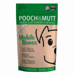 Complément alimentaire Pooch & Mutt - Os et Mobilité