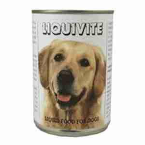 Liquivite Flüssigfutter für Hunde 395g
