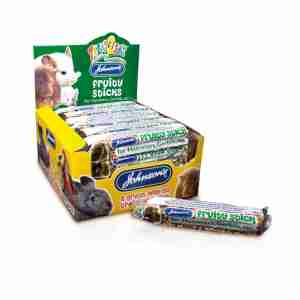 Johnsons Treat2Eat Fruity Stick for Hamsters and Gerbils