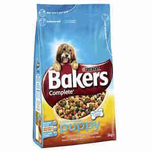 Bakers Complete Puppy / Junior