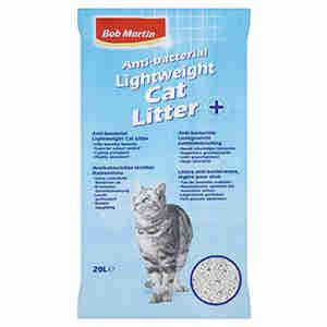 Bob Martin Antibakterielle leichte Katzenstreu