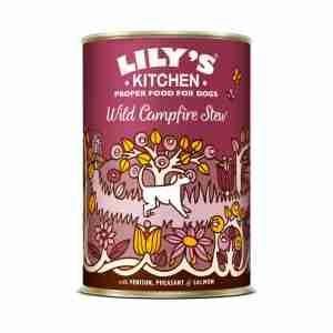 Lily's Kitchen Wild Campfire Stew - Chien