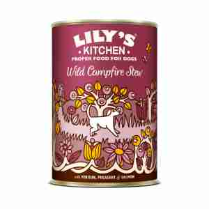 Lily's Kitchen wild campfire stoofpotje