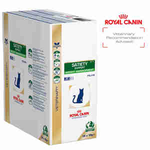 Royal Canin Satiety Support Chat