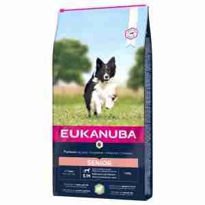 Eukanuba Mature & Senior (Lam & Rijst) voor honden