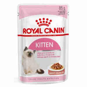 Royal Canin Kitten Pouch