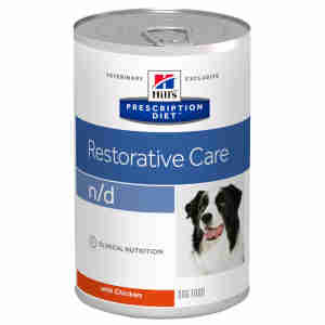 Hills Prescription Diet n/d Hundefutter
