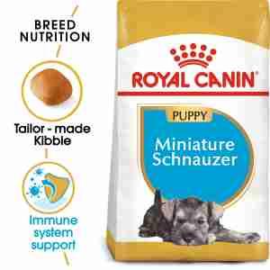 Royal Canin Miniature Schnauzer Puppy Dry Dog Food