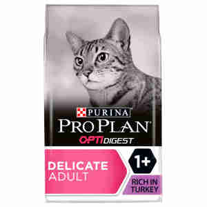 PURINA PRO PLAN Delicate OPTIRENAL Rich in Turkey & Rice
