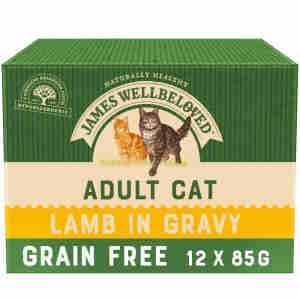 James Wellbeloved Adult Frischebeutel für Katzen