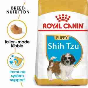 Royal Canin Shih Tzu 28 Junior