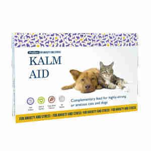 Traitement anti-stress Kalm Aid - 30 comprimés
