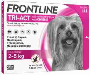 Frontline Tri Act pour Chien