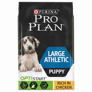 Purina PRO PLAN Large Puppy Athletic Huhn