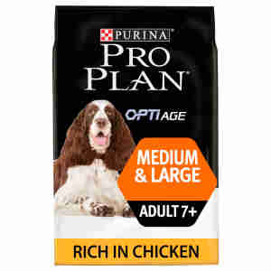 PURINA PRO PLAN Middelgrote of grote hond 7+