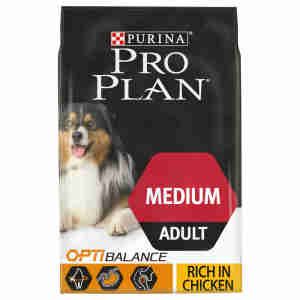 Purina PRO PLAN Medium Adult Huhn