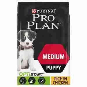 PURINA PRO PLAN Middelgrote puppy