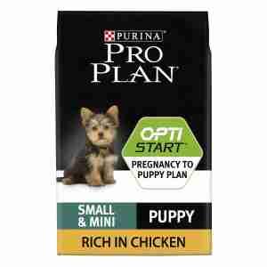 PRO PLAN - Small & Mini Puppy - Chiots de Petites et Très Petites Races
