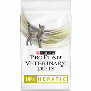 PURINA PROPLAN VETERINARY DIETS Feline HP St/Ox Hepatic