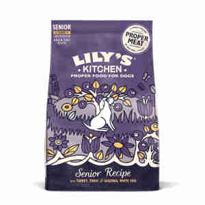 Lily's Kitchen Adult 8+ Scottish Salmon & Trout Gluten Free Food for Dogs