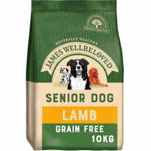 James Wellbeloved Dog Senior getreidefrei Lamm & Gemüse