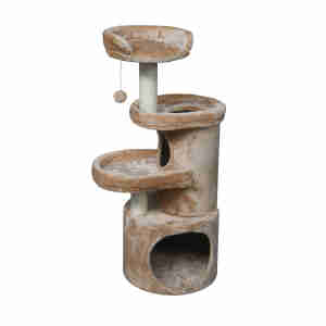 Kokoba Medium Cat Scratching Tree - Natural Home