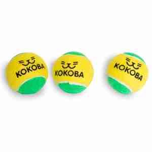 Kokoba - 3 Balles de Tennis