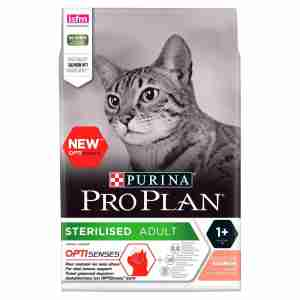 PURINA PRO PLAN Cat Adult Sterilised Dry Food with Optisenses