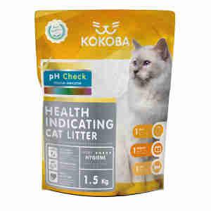 Kokoba Silicaat kattenbakvulling - Gezondheidsmeter