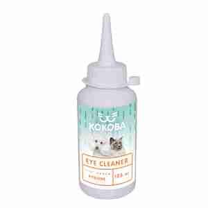 Kokoba Eye Cleaner for Cats & Dogs
