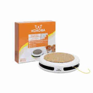 Kokoba 2-Way Automatic Cat Teaser with sisal