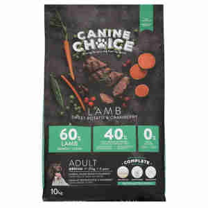 Canine Choice Adult Medium Dog Food