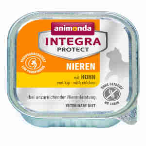 Pâtée Animonda Integra Protect Insuffisance Rénale Pour Chats