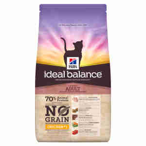 Hill's Ideal Balance Adult No Grain Cat Food